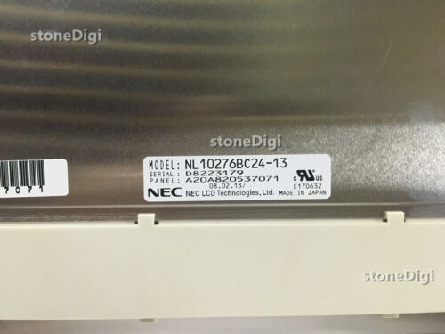 """12.1/"""" inch TFT LCD NL10276BC24-13 LCD CCFL Display Screen FOR NEC 1024*768"""