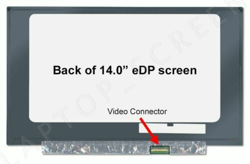 New LCD Screen for HP Pavilion 14-ce0068st 4AN23UA Narrow Edge HD 1366x768