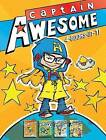 Captain Awesome 4-Books-In-1: Captain Awesome Takes a Dive; Captain Awesome, Soccer Star; Captain Awesome Saves the Winter Wonderland; Captain Awesome and the Ultimate Spelling Bee by Stan Kirby (Hardback, 2015)