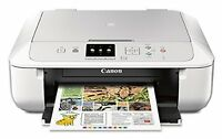 Canon Mg5720 Wireless All-in-one Printer W/ Scanner & Copier: Mobile -- on sale