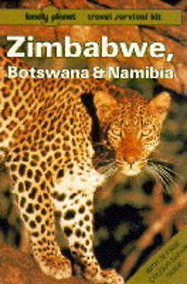 Shackley, Myra, Swaney, Deanna, Zimbabwe, Botswana and Namibia (Lonely Planet Tr