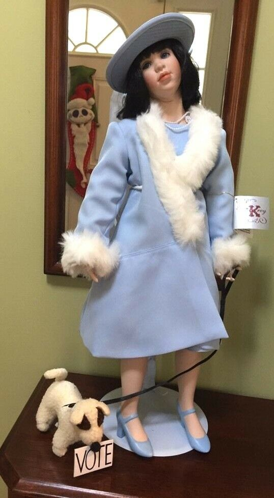 Susan Krey Porcelain Doll Eleanor 26