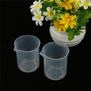 2x-100ml-en-plastique-transparent-gradue-tasse-doseur-laboratoire-gobelet-3