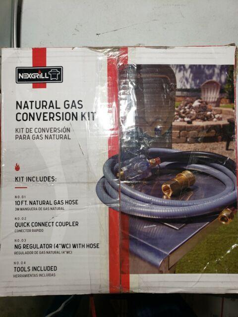Nexgrill Natural Gas Conversion Kit For Sale Online Ebay