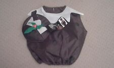 BNWT BOYS OR GIRLS CHRISTMAS PUDDING OUTFIT AGE 2-3 CHRISTMAS FANCY DRESS 2PIECE