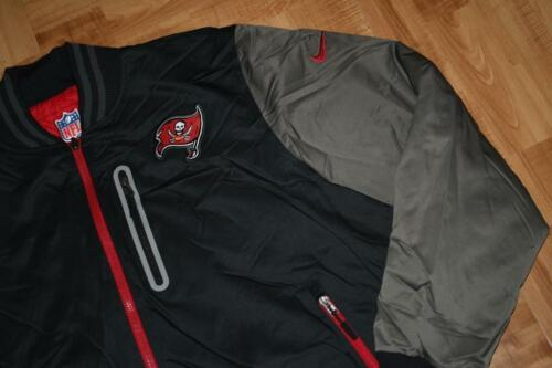 sideline Buccaneers Nike para Bay hombre chaqueta tama destructor Xl Tampa reversible 885259383537 o wttpxfERq