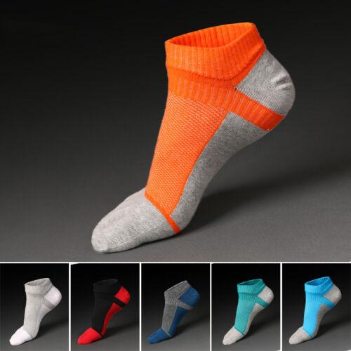 1 Paar Damen Herren Freizeit Baumwolle Zehensocken Sport Fünf Finger Socken Pro