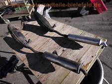 1x sistema de escape exhaust Échappement honda nsr125r jc20 jc22 h1 Gianelli KBS f1