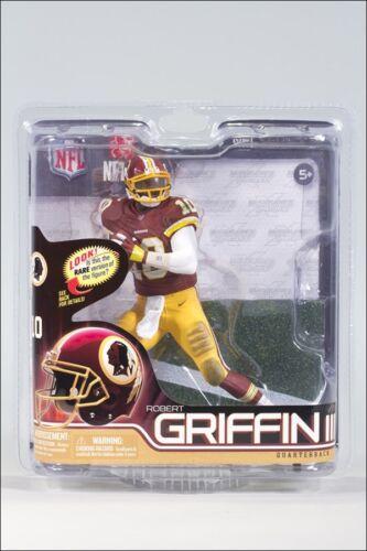 Mcfarlane Toys 6 2012 NFL Series 31 Robert Griffin III Washington Redskins