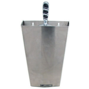 Ice Scoop Holder 12 Oz Capacity Bar Amp Pub Gadgets