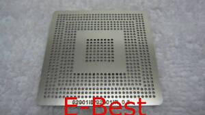 AF82801JBM 82801JBM NH82801JIB BGA Stencil Template