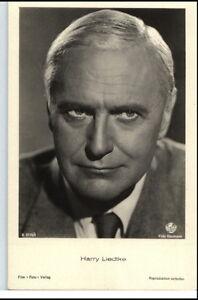 1950-60-Portraet-AK-Film-Buehne-Theater-Schauspieler-HARRY-LIEDTKE-Foto-Verlag