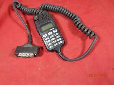 Harris Ma Com Ericsson Cu101239v1 M7100 Mobile Radio Dtmf Palm Mic Control Head
