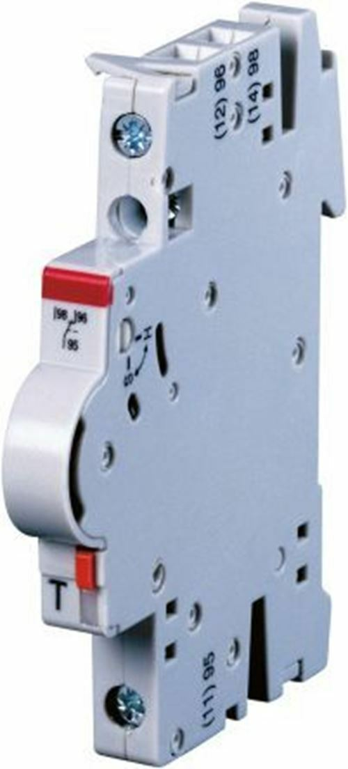 Side Mount Auxiliary Contact, 2NC, 4 A dc, 6 A ac, 24 V dc, 230 V ac
