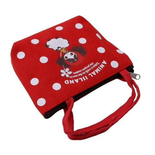 Ladies Girls Small Coin Purse Credit Card Holder Wallet Key Ring Gift RE