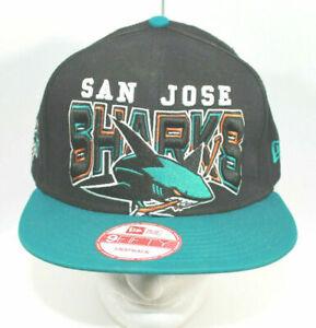 San Jose Sharks New Era NHL Top Shelf Snap Very Rare Billboard Graphics