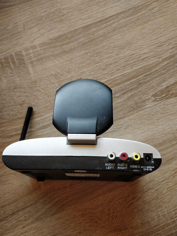 2.4 GHz Wireless Audio/Video System, Konig Electronic,