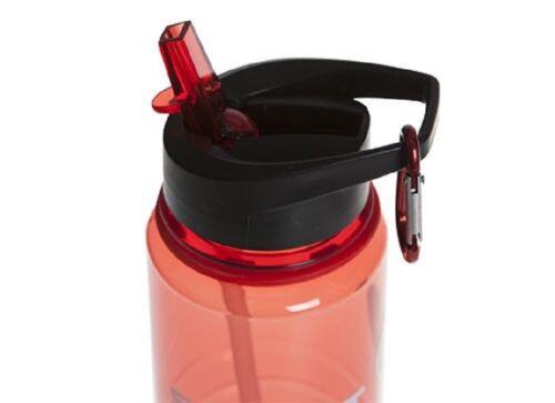 Flip Straw Tritan Drinks Sport Hydration Water Bottle Cycling Hiking camping Gym