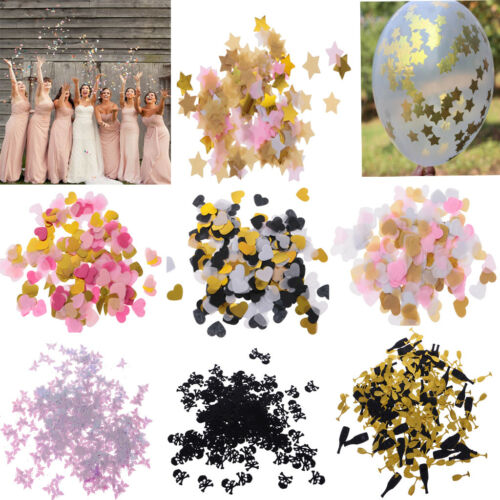 Confetti Wedding Scatter Table Party Celebration Decoration UK