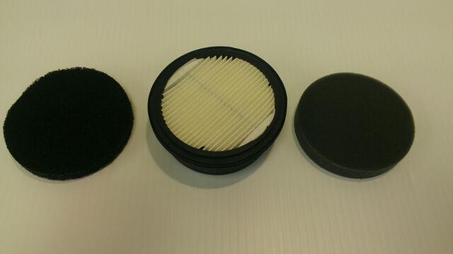 Foam Genuine Tristar CXL DXL exhaust filter Fresh insert set HEPA and Carbon