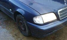 Mercedes W202 C200 1999 motor de gasolina o/S Derecho ruptura Para Repuestos N/S Izquierda 366