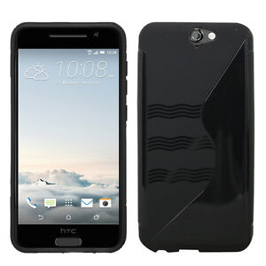 buy online d5412 668a2 Details about Cases for HTC One A9 TPU Silicone Flip Case Cover Cover Shell