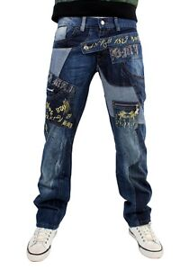 Hop Mint Jeans Money Hip Rock Money Uomo Time Urban Brooklyn Is Straight Roll vdxfUZwUqR