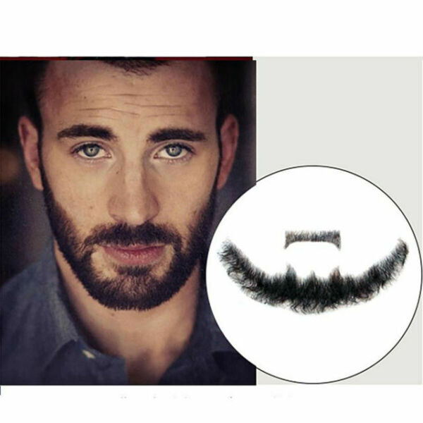 Funny Old Man Cosplay Eyebrows Mustaches Party Fancy Dress Costume Props