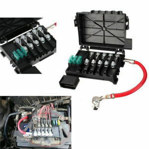Terminale-batteria-scatola-fusibili-per-VW-Beetle-Golf-City-Jetta-MK4-1J0937550A
