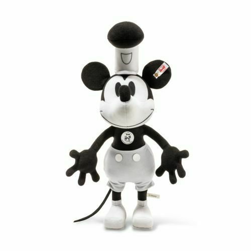 STEIFF Limited Edition Mickey Mouse Steamboat Steamboat Steamboat Willie EAN 354625 35cm + Box New 9cffb5