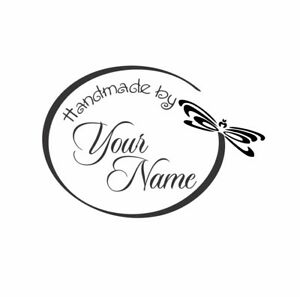 UNMOUNTED-PERSONALIZED-CRAFT-CUSTOM-RUBBER-STAMP-H09