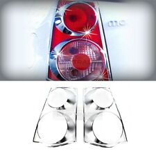 Chrome Rear Tail Light Lamp Cover Molding Trim for KIA 2007-2010 Picanto/Morning