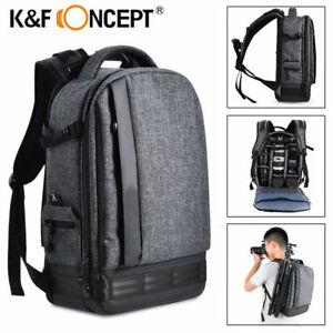 eaf46d7000 Waterproof Large Camera Backpack Bag Case for Canon Nikon Sony DSLR ...