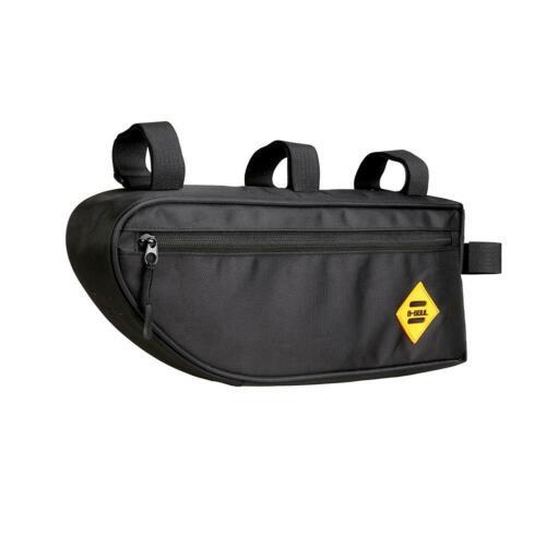 B SOUL Bicycle Triangle Frame Bag Pannier Bike Front Top Tube Waterproof Saddle