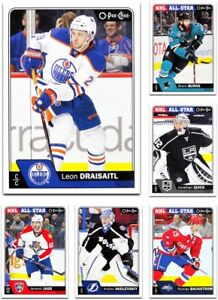 2016-17-O-Pee-Chee-PICK-YOUR-CARD-From-The-BASE-SET-1-250