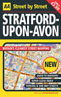 AA Street by Street Stratford-upon-Avon by AA Publishing (Sheet map, folded, 2004)