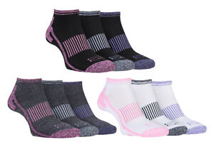 Storm-Bloc-3-Pack-Ladies-Breathable-Padded-Low-Cut-Sports-Ankle-Running-Socks