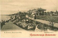 DOVERCOURT (Essex ) : S.Gardens,Dovercourt Bay-VALENTINE'S