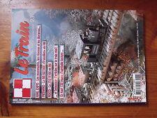 $$y Revue Le Train N°237 BB 827300 Transilien  2D2 9105  BB 9600  X 2403 Causses