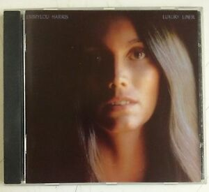Emmylou-Harris-Luxury-Liner-CD-Alemania