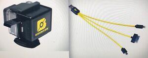 Hospitalier Brunton All Day Haute Capacité Alimentation Pack Pour Gopro Hero 3+ Caméra - ProcéDéS De Teinture Minutieux