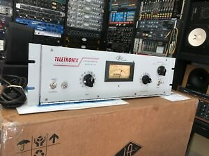 Details about Teletronix LA-2A tube compressor limiter /LA2A Universal  Audio in box //ARMENS//