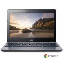 "Acer C720-2103 11.6"" LED Chromebook Intel Celeron Dual Core 1.4Ghz 2GB 16GB SSD"