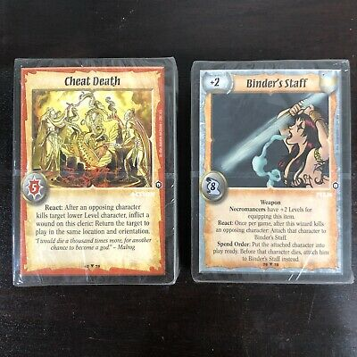 Warlord CCG Call to Arms Rare /& Foil Cards Part 2//2 TCG