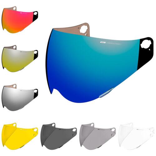 Fog FreeAll Colours Genuine Icon Variant Motorcycle Helmet Visor Shield