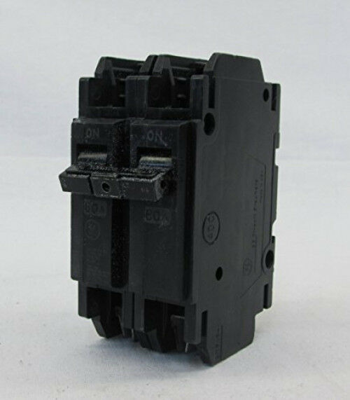3PK**GE THQC2160CC 2 Pole 60 Amp Circuit Breaker 240V***** #A233