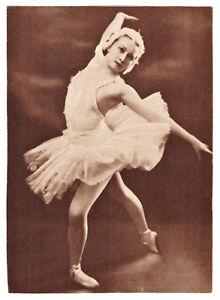 Vintage Ballet Postcard Soviet Ballerina Card Retro Card Antique Collectible Russian Card Memorabilia 1959 Gift for Ballerina