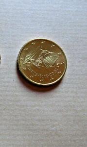 Euro CHYPRE 2008 : 50 centimes euro non circulée (de starterkit)