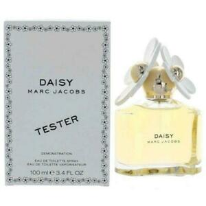 DAISY by MARC JACOBS 3.4 oz EDT SPRAY *WOMEN'S PERFUME* NEW TESTR BOX