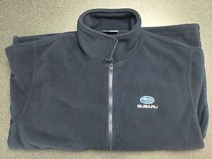 Genuine-Subaru-Fleece-Jacket-LARGE